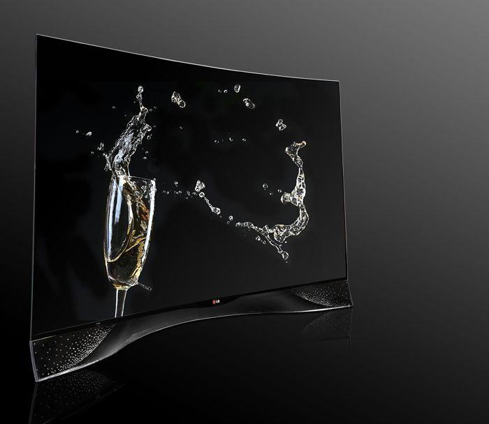 LG Swarovski OLED TV