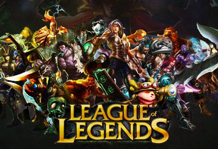 League of Legends Toxic Players