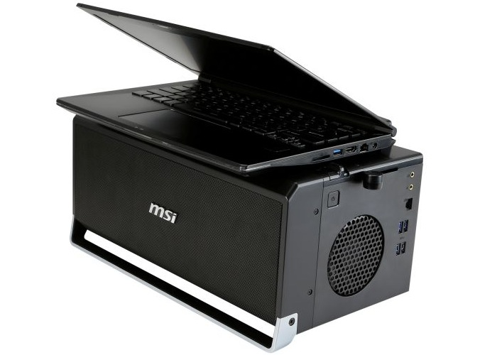MSi GS30 Shadow Gaming Laptop With GamingDock For Extra Power