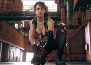 Metal Gear Solid 5 The Phantom Pain English Trailers Released (video)