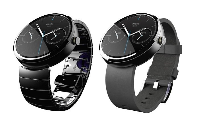 Motorola Moto 360 Smartwatch Update Improves Bluetooth Connectivity