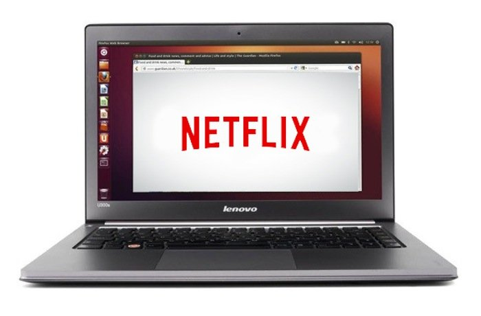 Netflix Linux
