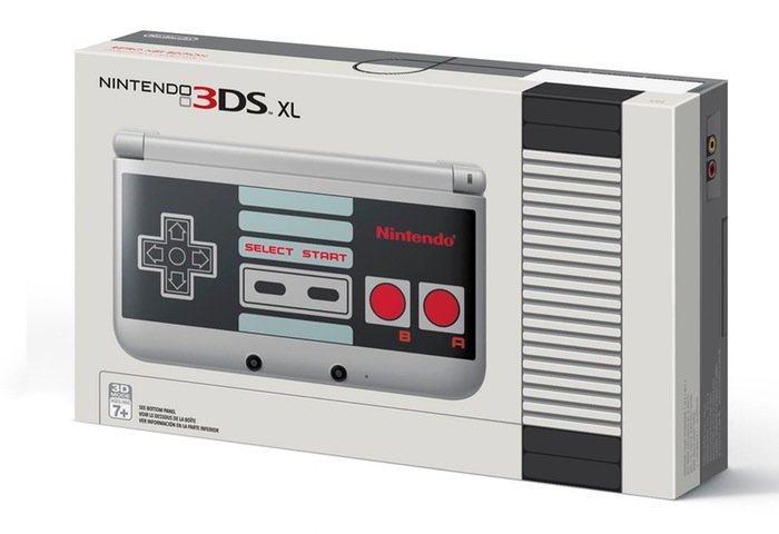 three new nintendo 3ds xl handhelds announced at gamestop. Black Bedroom Furniture Sets. Home Design Ideas