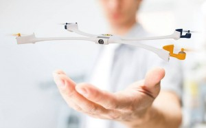 Nixie Wearable Drone Can Be Launched From Your Wrist (video)
