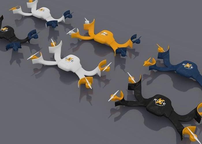 Nixie Wearable Drone