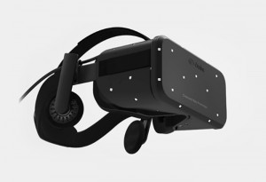 New Oculus Rift Crescent Bay Virtual Reality Headset Prototype Unveiled