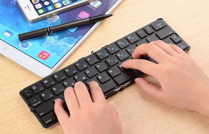 Flyshark Pocket Wireless Keyboard (video)
