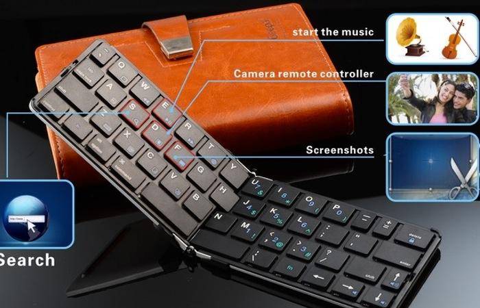 Pocket Wireless Keyboard