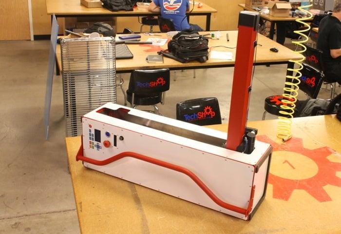 Portable Laser Cutter