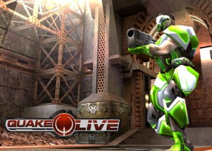 Quake Live Launches On Steam Launch Trailer Released (video)