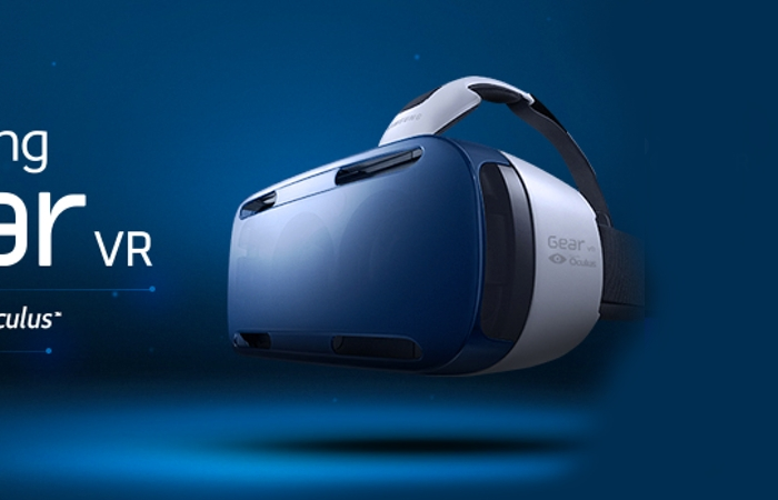 Samsung Gear VR Mobile Virtual Reality Headset Unveiled At ...