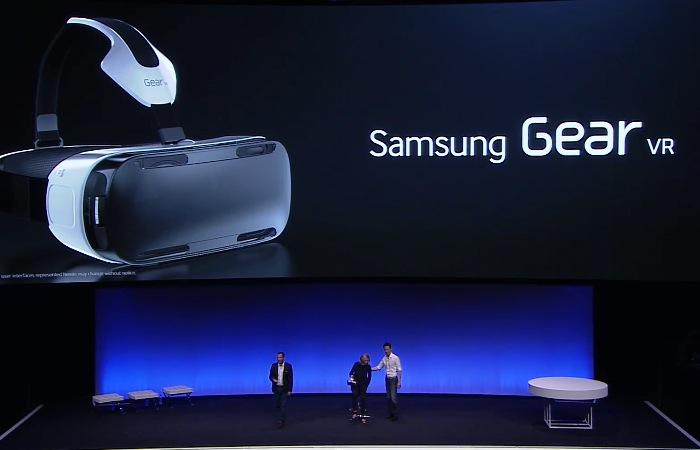 Samsung IFA 2014 event