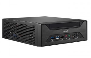 Shuttle XH81 Core i7 Haswell Mini PCs Unveiled (video)