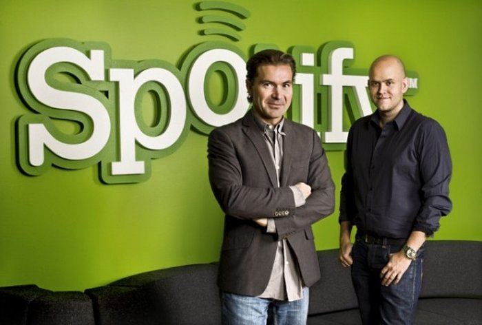 Spotify Launched In Canada
