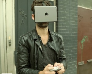 AirVR Virtual Reality Headset For iOS Launches On Kickstarter (video)