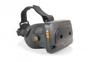Totem Premium Virtual Reality Headset (video)