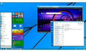 Microsoft Windows 9 Leaked Video Footage Reveals More Details (video)