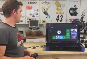 XBookOne $1,495 Xbox One Laptop System Created By Eddie Zarick (video)
