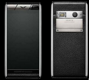 Vertu Aster Premium Smartphone Unveiled with Snapdragon CPU