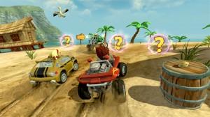 Beach Buggy Racing hits Google Play