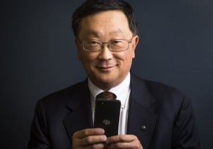 Things Are Looking Up For BlackBerry