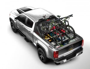 2015 Chevy Colorado Sport Concept Truck Unveiled in Texas