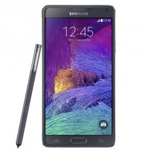 Samsung Galaxy Note 4 Pricing and Availability Details