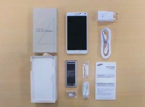 Samsung Galaxy Note 4 Gets Unboxed (Video)