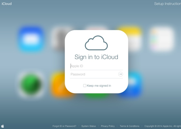 iCloud 2 Step Authentication