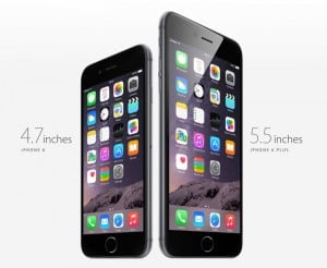 iPhone 6 Outselling iPhone 6 Plus 4.6 To 1 In Japan