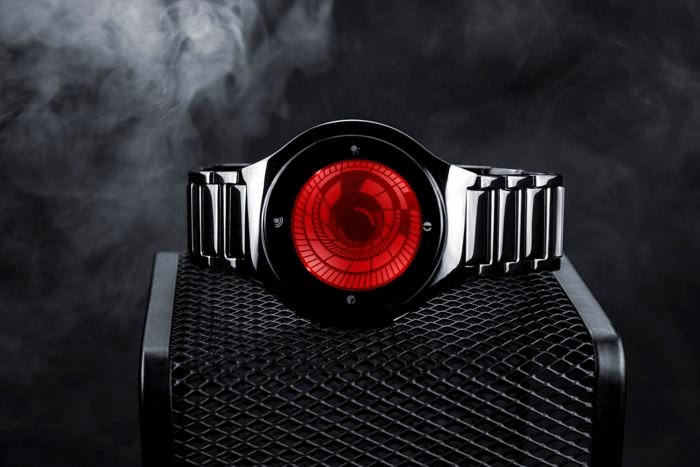 Tokyoflash Kisai Vortex Watch