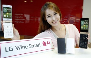 LG Wine Smart Android Flip Phone Announced (Video)