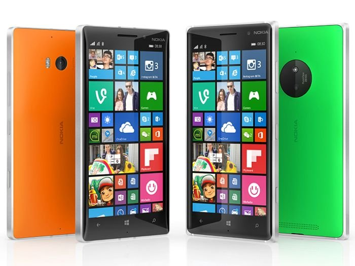 Lumia 735 and 830 Coming To The US Soon