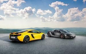 McLaren 625C Launched In Asia