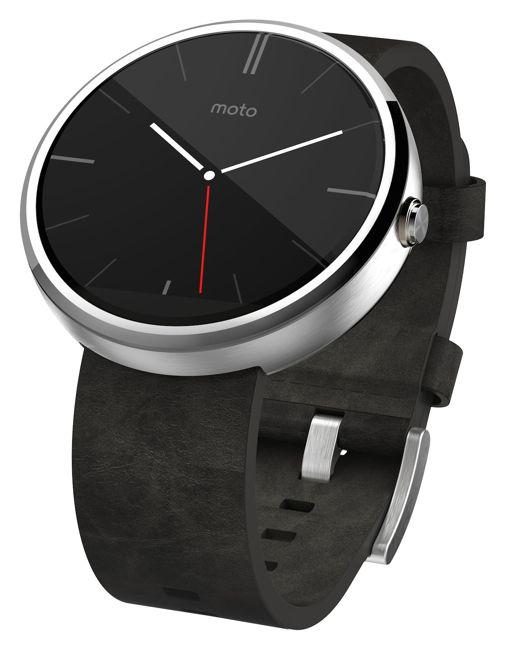 Moto 360 Sold Out on Motorola's Website