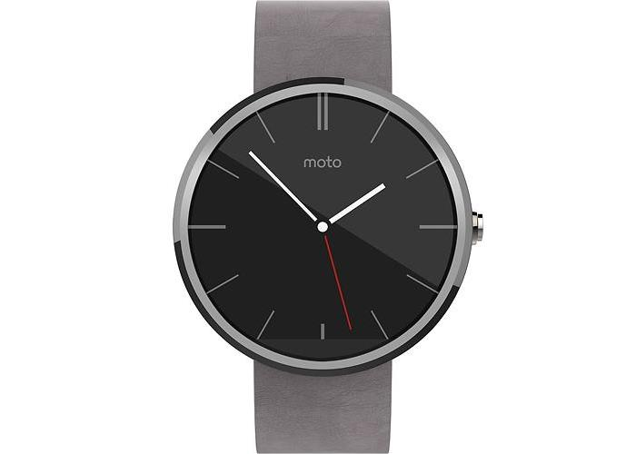 Best Buy Offering Moto 360 in Stone Leather