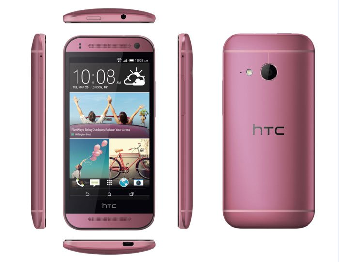 Htc One Mini Colors HTC One mini 2 gets Pr...