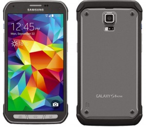 Samsung Galaxy S5 Active Launched In Canada