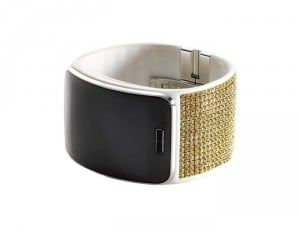 Samsung Gear S Gets Some Swarovski Treatment