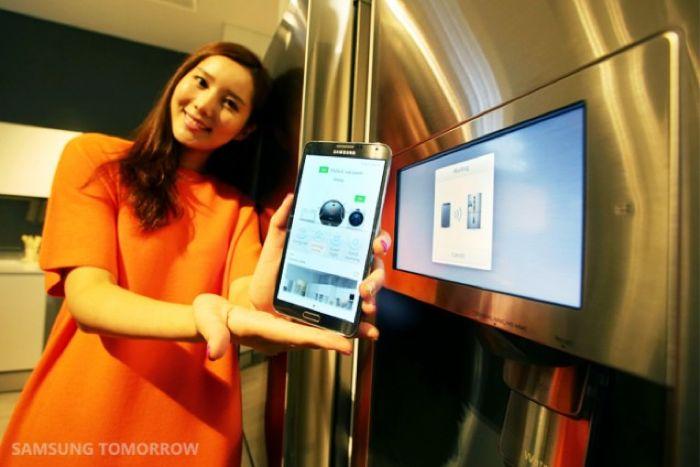Samsung Smart Home Range Expanded