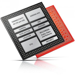 Qualcomm Snapdragon 210 Mobile Processor Announced