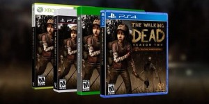 The Walking Dead for PlayStation 4 and Xbox One confirmed