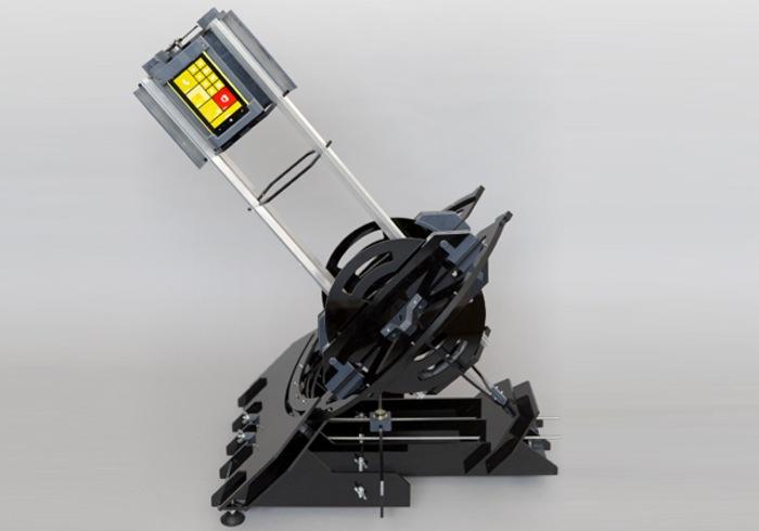 3D Printed Telescope