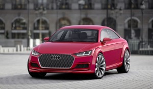 Audi TT Sportback Concept Unveiled