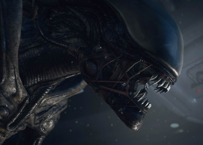 Alien Isolation Gameplay