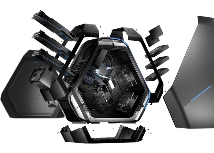 Alienware Area 51 Gaming PC Now Available Starting At $1,699