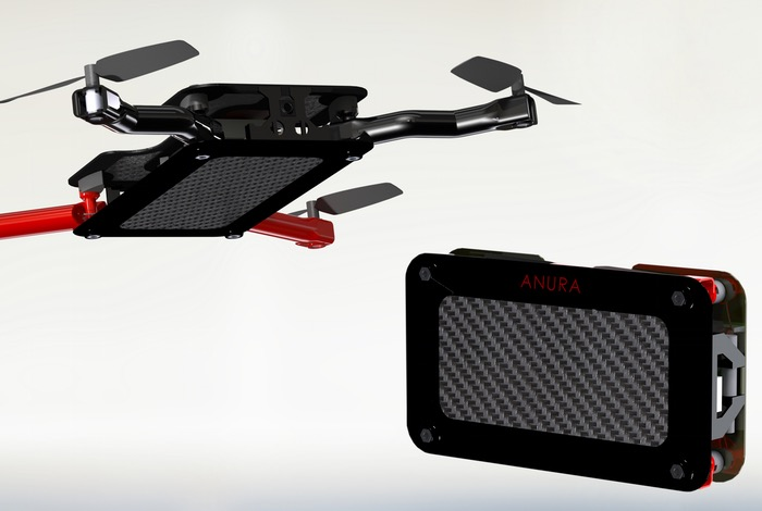 Anura Pocket Drone