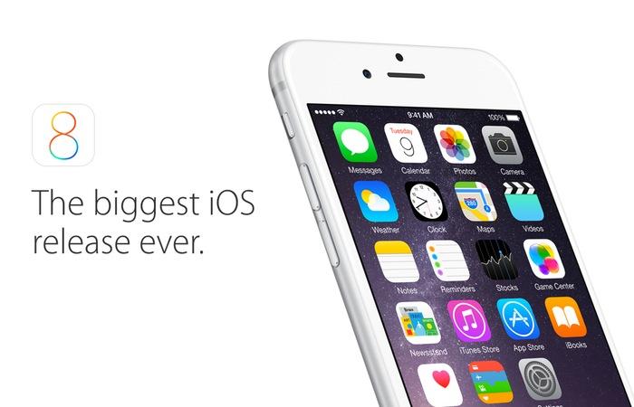 Apple iOS 8 QuickType