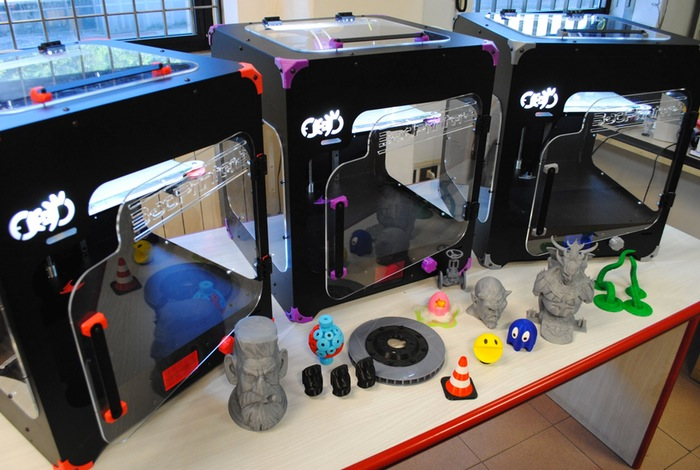 BadPrinter 2 3D Printer