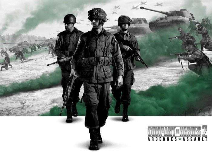 Case Blue Company Of Heroes 2 : Company of heroes 2 ardennes assault trailer unveiled